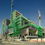 Ferm Engineering - Fire Engineering -QLD Childrens Hospital